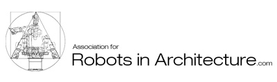 Association for Robots in Architecture