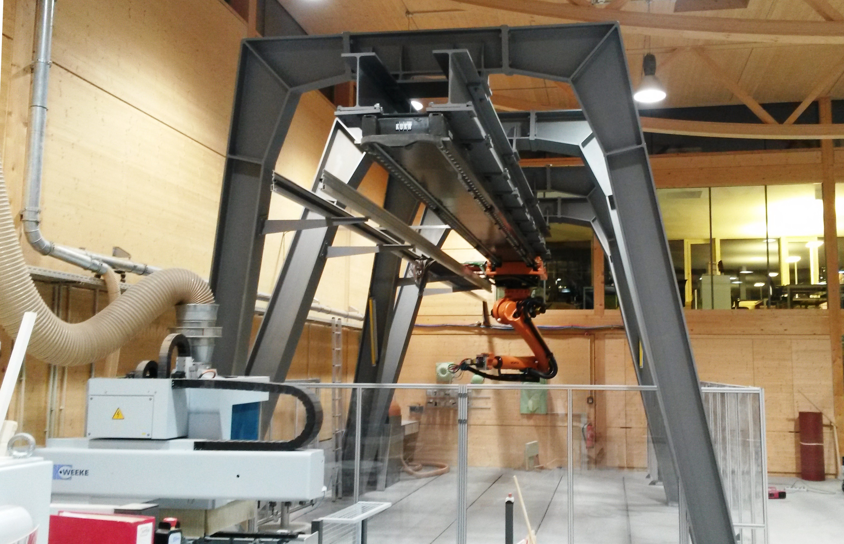 Association For Robots In Architecture Kuka Prc User